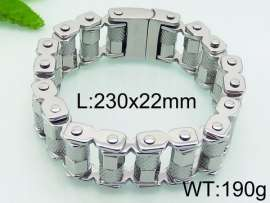 Stainless Steel Bicycle Bracelet