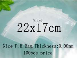 PE 8C Nice Bag--100pcs price
