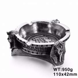 Stainless Steel Casting Ashtray