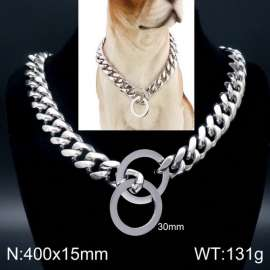 Stainless Steel Collar For Dog